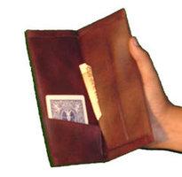 Himber wallet bruin