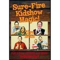 Sure Fire Kidshow Magic - Live DVD