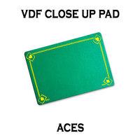 VDF Close up mat Groen kaartsymbool