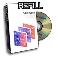 Color fusion refill kaarten