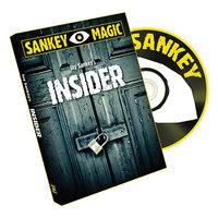 Insider - Jay Sankey DVD + gimmick