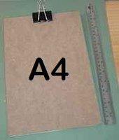 Clip board A4