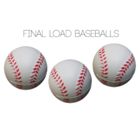 Finale lading - Baseball 2,5 inch