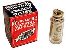 Crystal capsule
