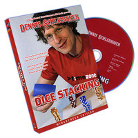 Dice Stacking DVD - Dennis Schleussner