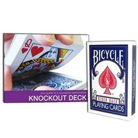 Bicycle Knockout deck + DVD