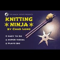 Knitting Ninja - Chad Long