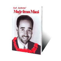 Magic from Maui, boek