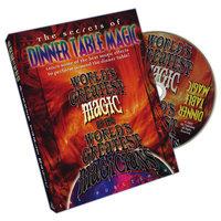 Dinner Table Magic WGM DVD