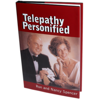 Telepathy Personified by Ron and Nancy Spencer