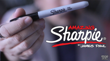 Amazing sharpie - rood