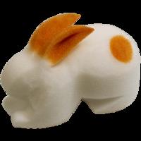 3D rabbit groot