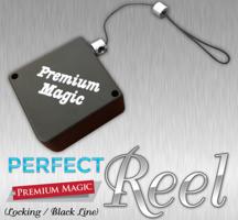 Perfect reel locking black