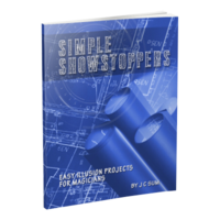 Simple Showstoppers JC Sum - Book