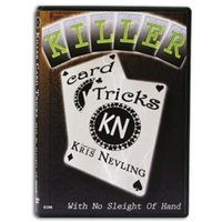 Killer card tricks DVD