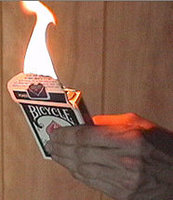 Fire cards