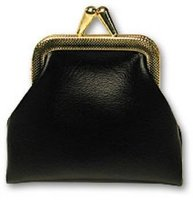 Coin purse, vinyl Goshman
