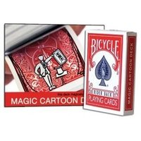 Bicycle cartoon deck