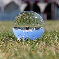 Crystal Clear contact jongleerbal 75mm