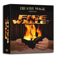 Fire wallet 2.0 - Theatre magic
