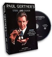 Steel and silver 1 DVD