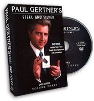Steel and silver 3 DVD