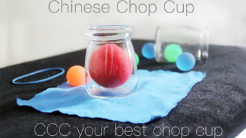 CCC Chinese Chop Cup by Ziv