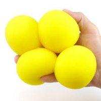 Sponsballen SS 3 inch geel (4)