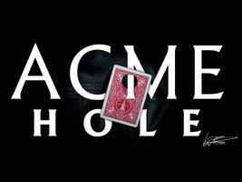 Acme Hole - Lloyd Barnes