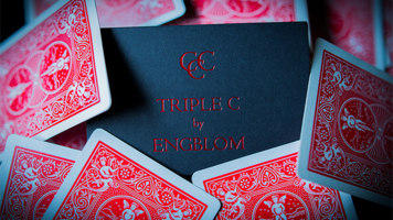 Triple C (Gimmicks and Online Instructions) by Christian Engblom