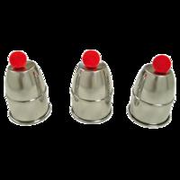 Busking cups en balls set large