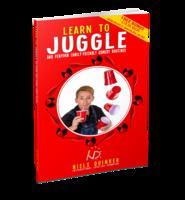 Learn to Juggle boekje - Niels Duinker