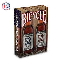 Bicycle craft beer spririt of North America