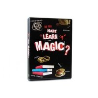 Want to learn Magic DVD