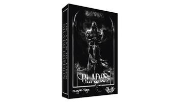 BLADES Silver 2nd Edition Deck by Handlordz