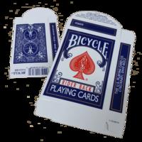 Bicycle kaartdoosje leeg blauw