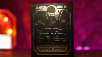 The Stealth Case (Gimmicks and DVD) by Steve Cook