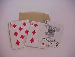 Cardcatcher / card appear