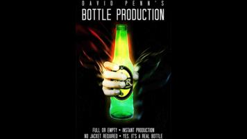 David Penn's Beer Bottle Production