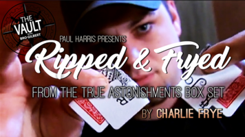 The Vault - Ripped and Fryed by Charlie Frye DOWNLOAD