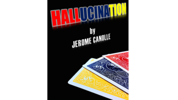 Hallucination Deck by Jerome Canolle