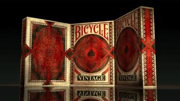 Bicycle Vintage Classic speelkaarten