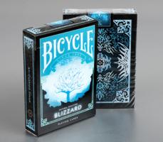 Bicycle Natural Disasters  Blizzard  Speelkaarten