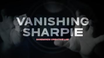 Vanishing Sharpie by SansMinds