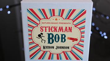 Stickman Bob by Kieron Johnson