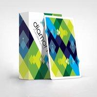 Diamon No2 Speelkaarten