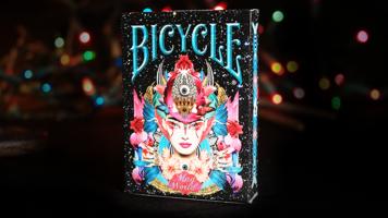 Bicycle Mad World Speelkaarten