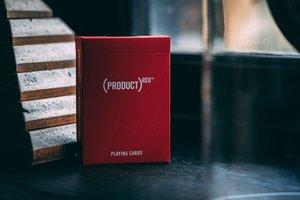 (Product) Red speelkaarten