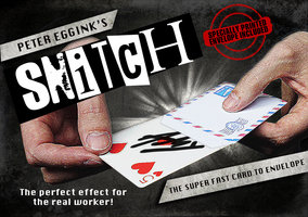 Snitch - Peter Eggink MagicfromHolland