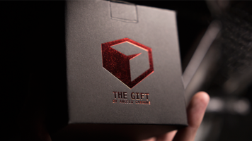The Gift RED limited edition by Angelo Carbone